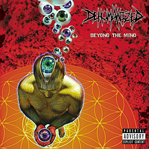 Dehumanized-Beyond The Mind-(COMA092)-CD-FLAC-2016-86D Download