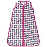 aden + anais Classic Sleeping Bag, Flip-side- Medium