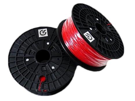 Impresora 3D Cloud Pla Filament para Impresora 3D Rojo: Amazon.es ...