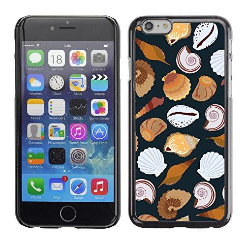 "Premio Sottile Slim Cassa Custodia Case Cover Shell // V00002032 motif de coquillages // Apple iPhone 6 6S 6G PLUS 5.5"""