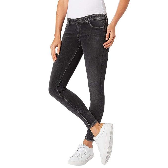Pepe Jeans - Cher - Pantalon Vaquero Skinny para Mujer ...