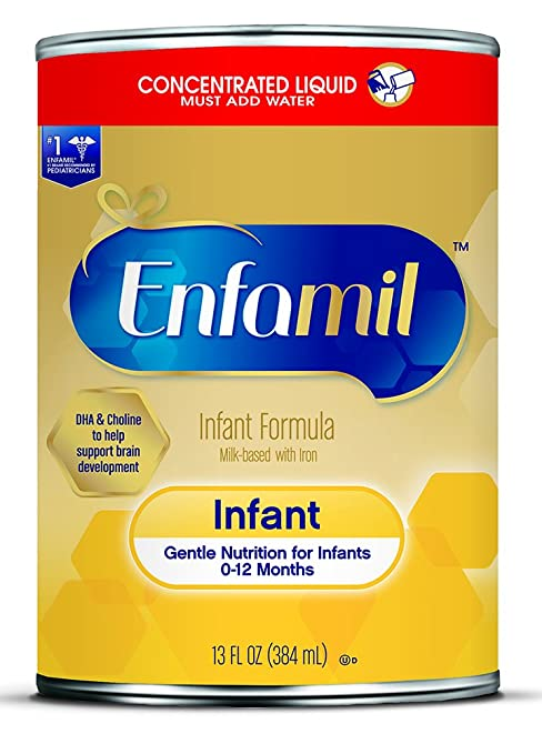 Enfamil infant formula, powder, 12. 5 oz can (case of 6) | enfamil us.