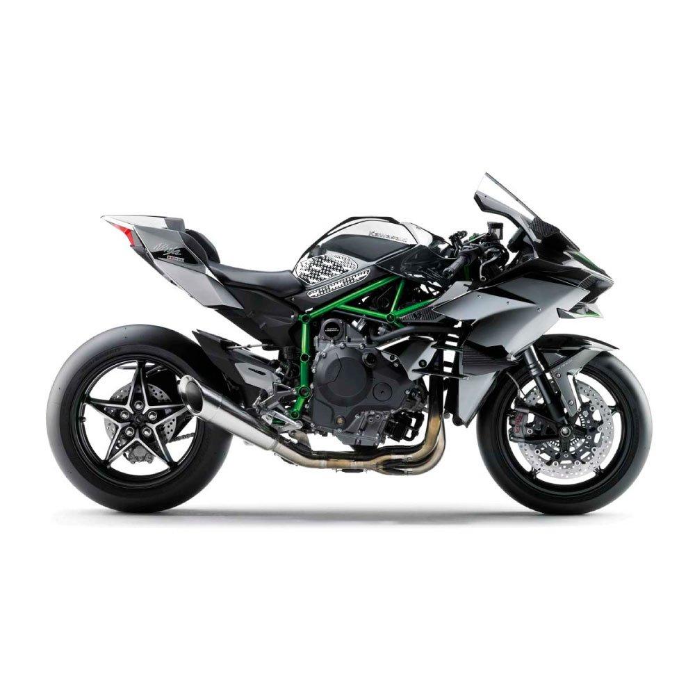 Amazon.com: Stompgrip 15-19 Kawasaki Ninja-H2 Motorcycle ...