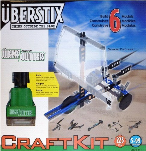 Uberstix Ubercutter Craft Kit