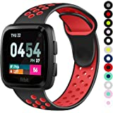 Compatible for Fitbit Versa   Soft Silicone Replacement Sport Band for New Fitbit Versa Smart Watch