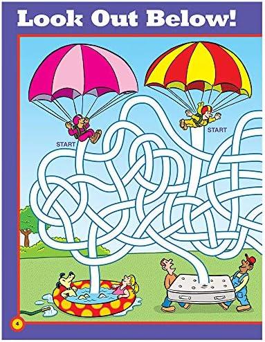 Highlights Amazing Mazes 2-Book Set For Kids - Beginner