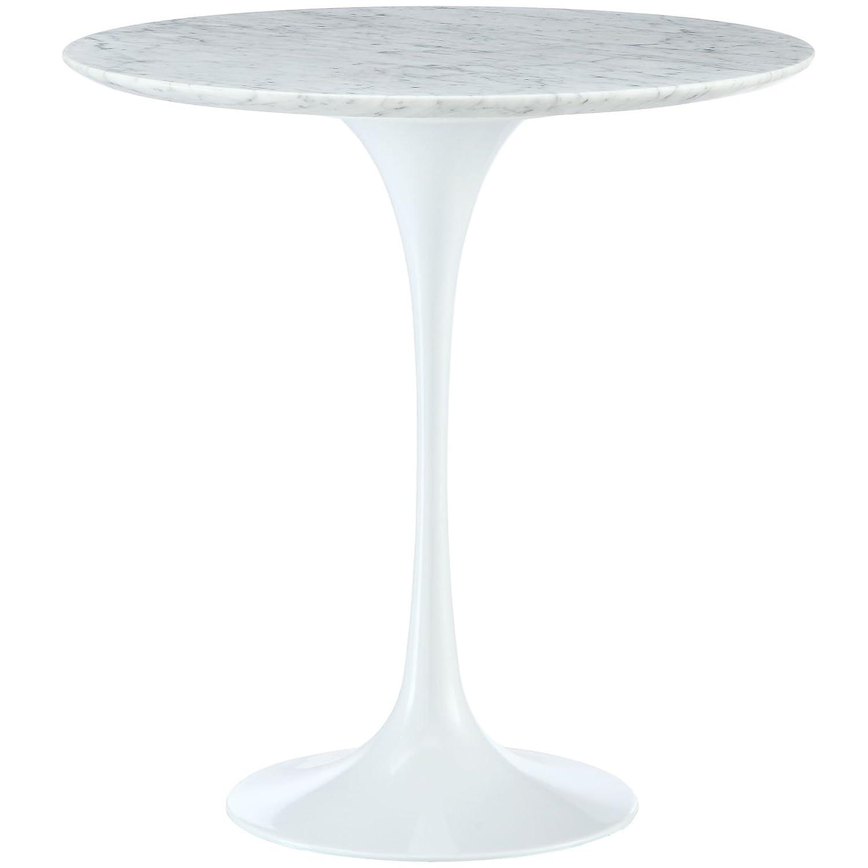 white tulip dp home amazon ca table lexmod eero style dining kitchen saarinen inch in