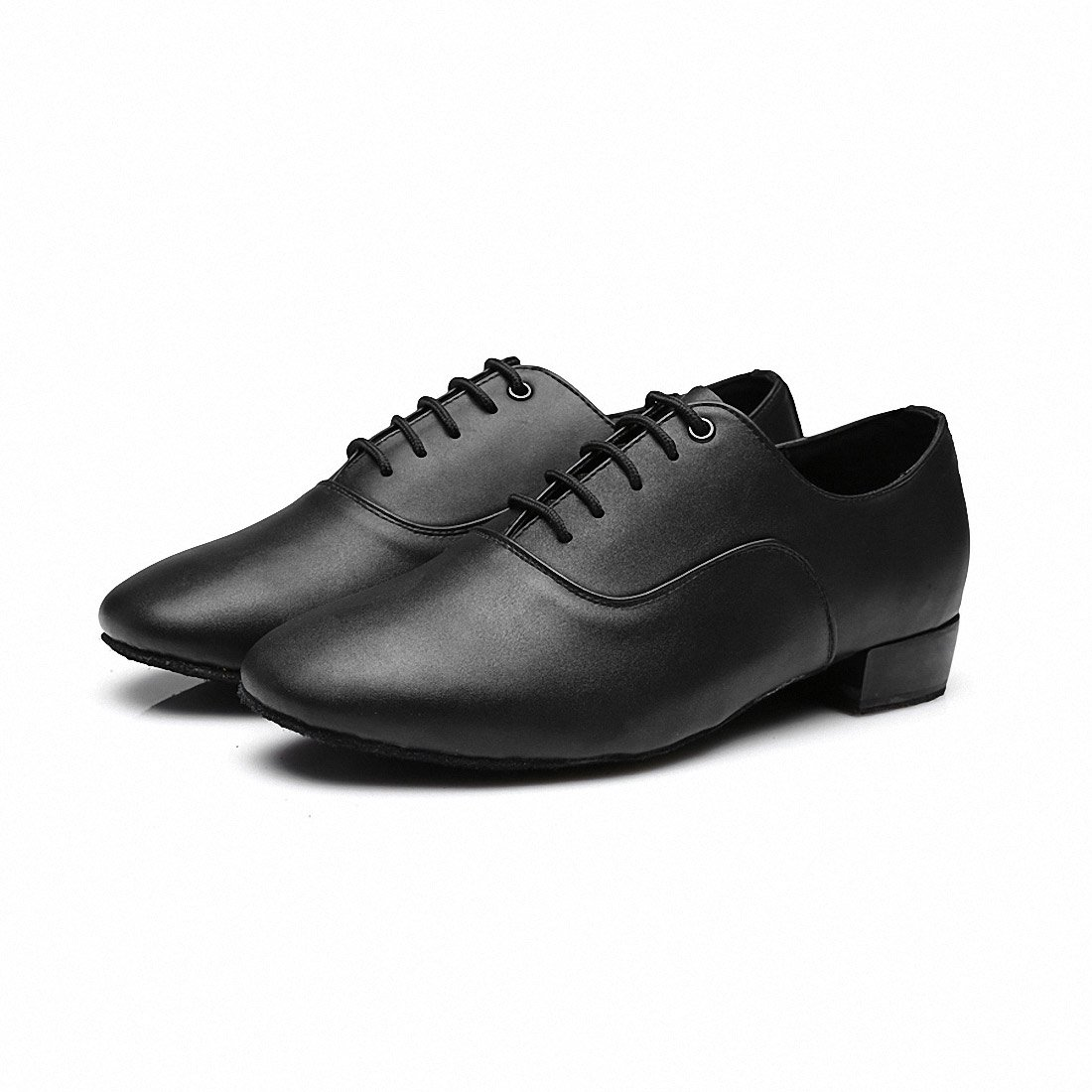 MQ - Zapatillas de Danza para Hombre Negro Negro, Color Negro, Talla 42.5 SANSHA 707A-44