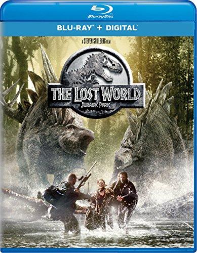 The Lost World: Jurassic Park [Blu-ray] (Jurassic Park Blu Ray Set)