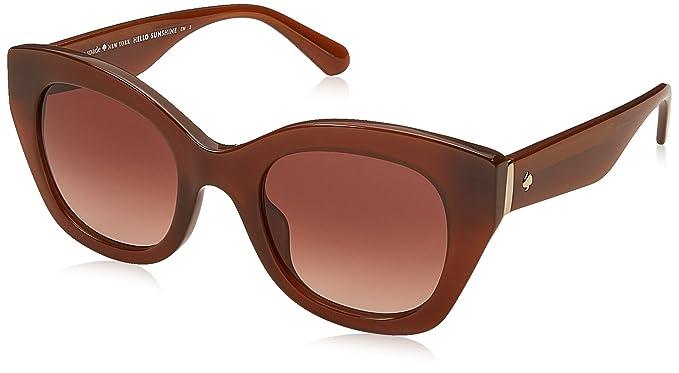 24ca27092768 Amazon.com: Kate Spade Women's Jalena/s Cateye Sunglasses YELLOW 49 ...