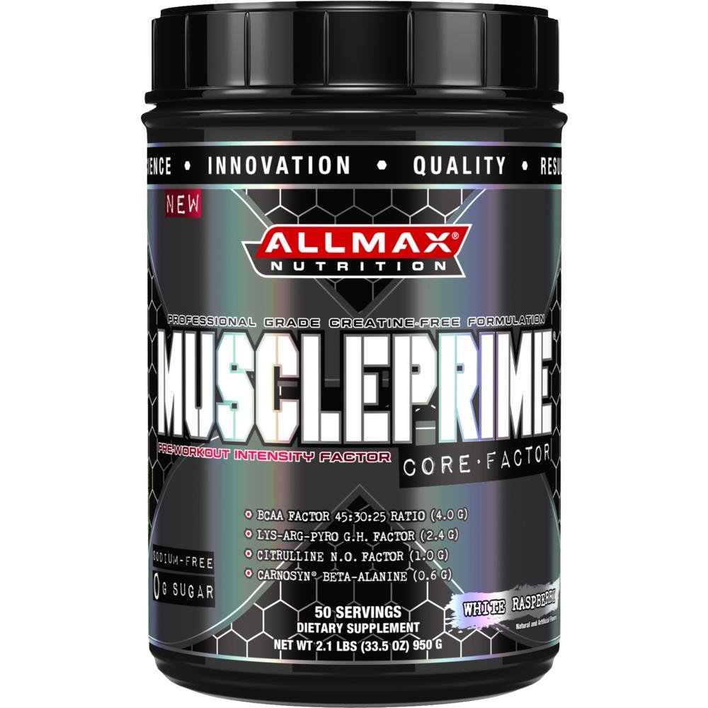 8. AllMax Nutrition MUSCLEPRIME