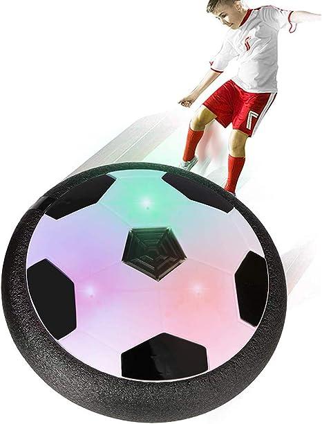 Juguete de fútbol suspendido, balón de fútbol flotante funciona ...