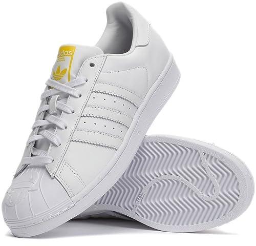 varios estilos venta Excelente calidad Adidas Superstar Pharrell SUPERSHELL Mens Fashion-Sneakers ...