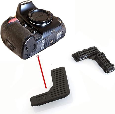 Digital HD® - Carcasa protectora de contacto compatible con Nikon ...
