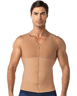 d1c1447f7d9f8 Amazon.com  Leo Men s Post-Surgical and Slimming Firm Compression ...