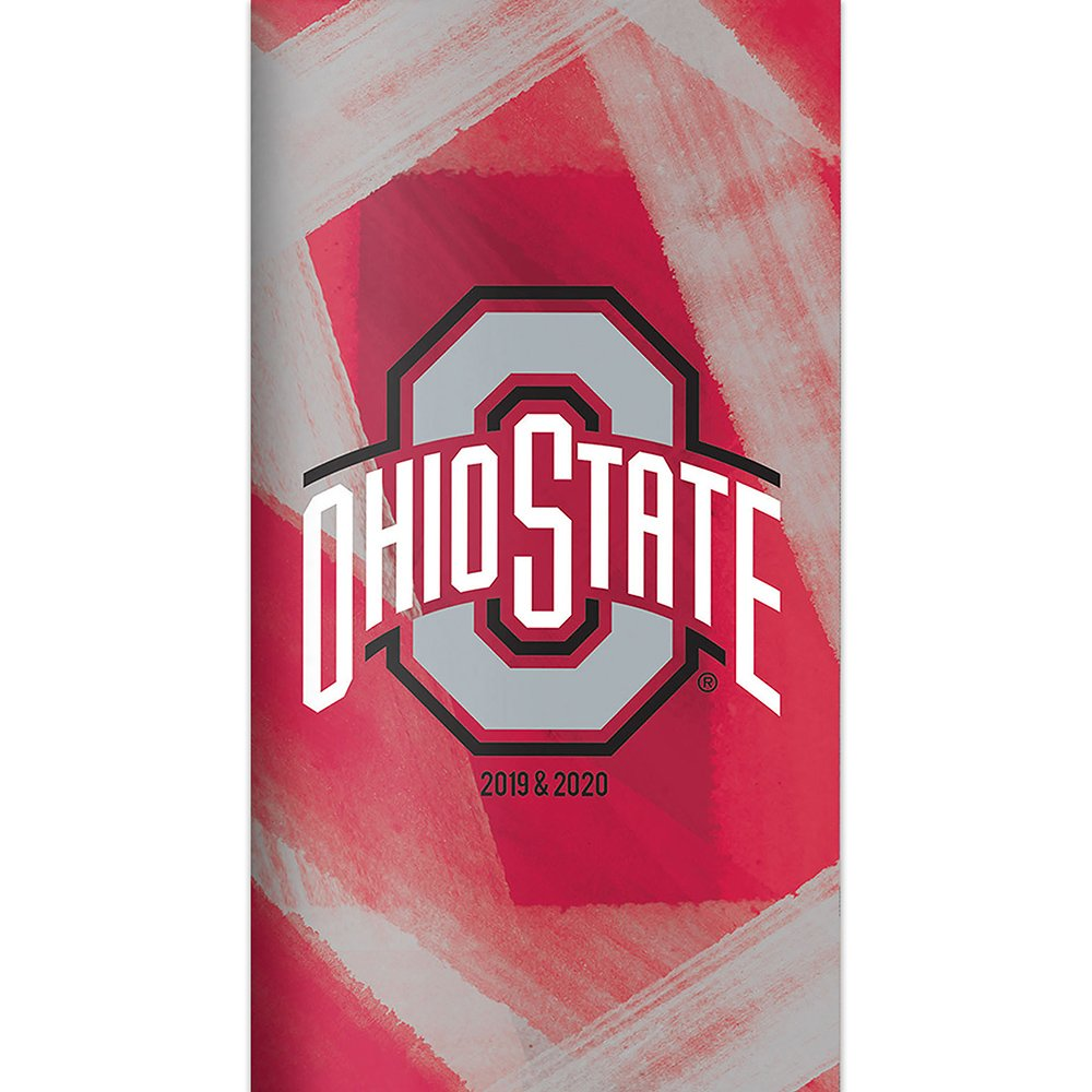 "Read Online Time Factory Ohio State University 3.5"" x 6.5"" January 2019-December 2020 2-Year Pocket Planner (19-7130) PDF"