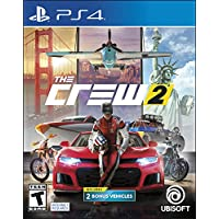 The Crew 2 for PlayStation 4 by Ubisoft