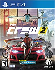 In the Crew 2, take on the American motors ports Scene as you explore and dominate the land, air, and sea of the United states in One of the most exhilarating open worlds ever created. With a wide variety of exotic cars, bikes, boasts, and pl...