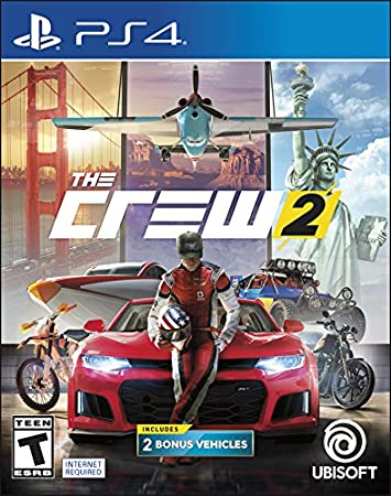 The Crew 2 - PS4 [Digital Code]