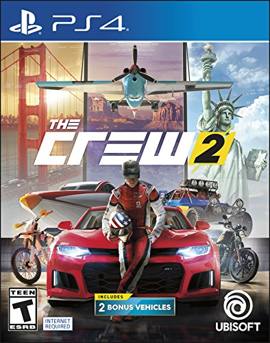(The Crew 2 - PlayStation 4)