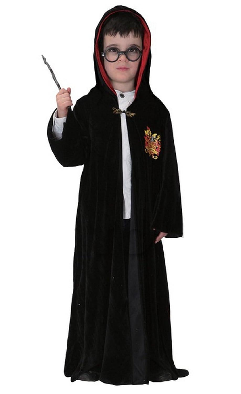 traje de Harry Potter carnaval completo con accesorios para ...