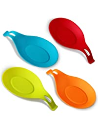 Amazon Com Spoon Rests Home Amp Kitchen