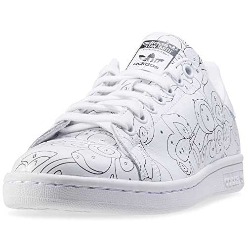 release date: 93e34 f227b Scarpe Donna Stan Smith RO W 6 5 Bianco  Amazon.it  Scarpe e borse