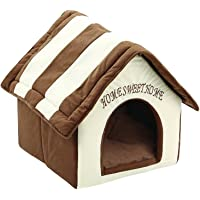Gomaomi Portable Indoor Pet Bed Dog House Soft Warm and Comfortable Room