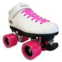 Riedell R3 Demon Quad Roller Derby Speed Skates