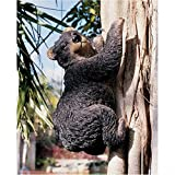 Design Toscano Yonva, the Climbing Bear Sculpture - Set of Two