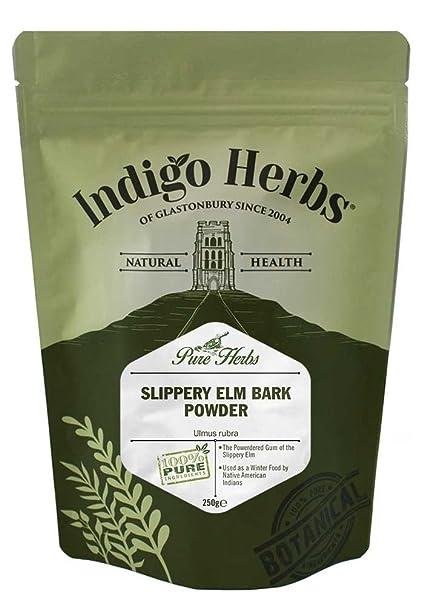 Indigo Herbs Corteza de Olmo en Polvo 250g
