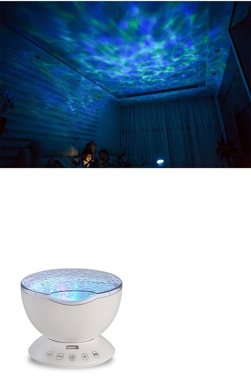 ASDF - Mando a Distancia proyector océano LED luz Nocturna ...