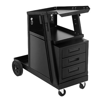Stamos Welding Carro de soldadura SWG-WC-3D (Carga máxima: 75 kg