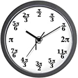 Amazon cafepress periodic table clock unique decorative cafepress pi clock unique decorative 10 wall clock urtaz Images