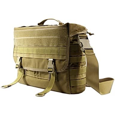 cee1f6073e Image Unavailable. Image not available for. Color  Flyye Dispatch Bag  Coyote Brown