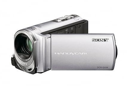 amazon com sony dcr sx44 flash memory handycam camcorder rh amazon com sony handycam dcr-sx44 software download sony handycam dcr-sx44 manual español