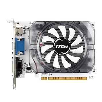 Balai - Tarjeta gráfica NVIDIA GeForce GT730 para MSI (MSI ...
