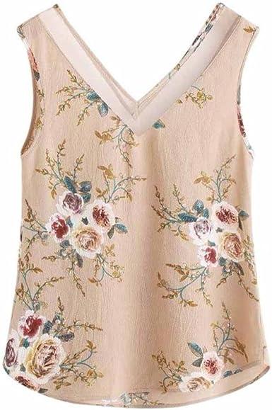 NREALY Womens Button Sleeveless Crop Top Vest Tank Shirt Blouse Tops Tunic