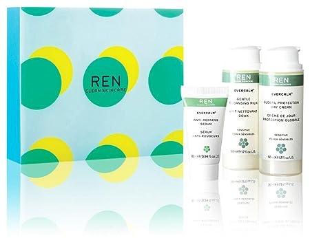 REN Ever calm gift set, 3.7 Fluid Ounce