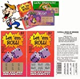 Fake Lottery Tickets