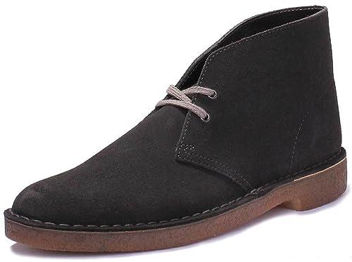 cheaper 28af4 bcc4a Clarks Desert Boot 203468796 - Botas de cuero para hombre  Amazon.es   Zapatos y complementos