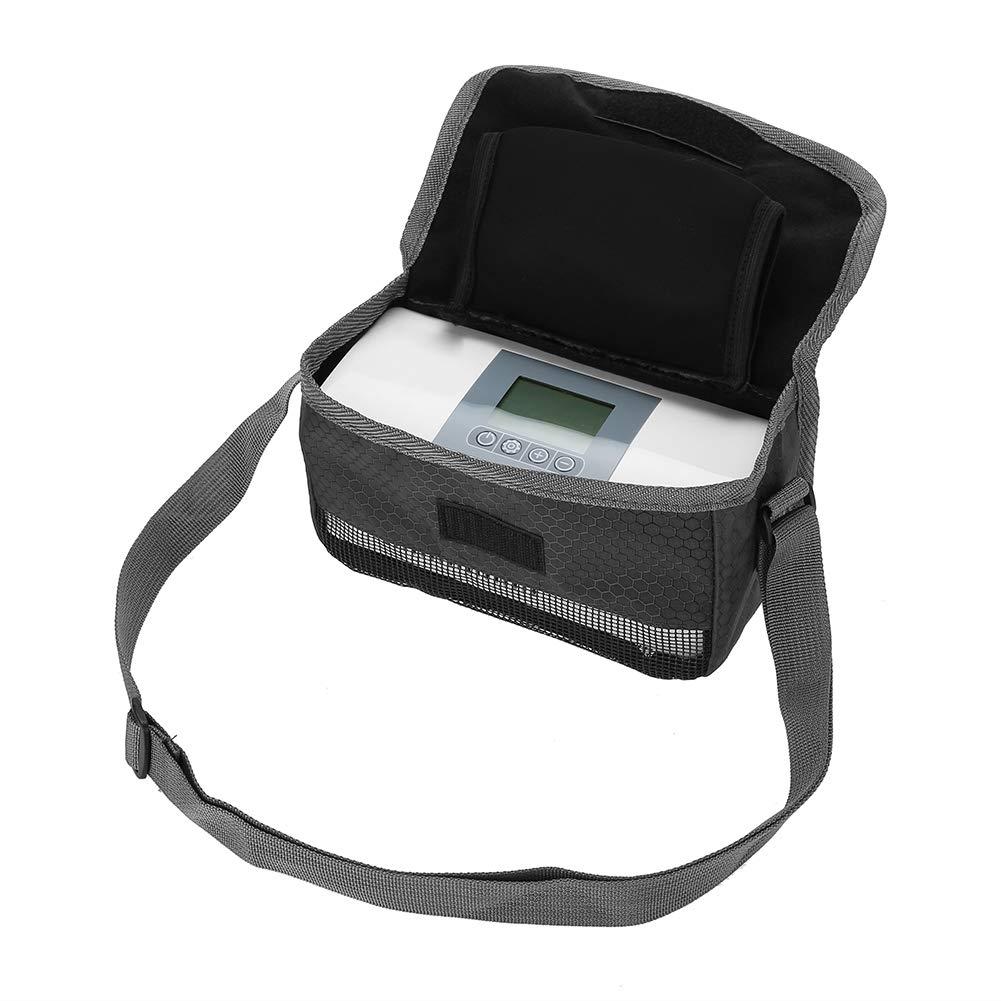 Reise Mini Drogen konstante Temperatur K/ühlschrank Drogenreefer 2 Tragbarer Medizin-K/ühlschrank und Insulin-K/ühler f/ür Auto Zuhause 8 /°C Kleine Reisebox f/ür Medikamente
