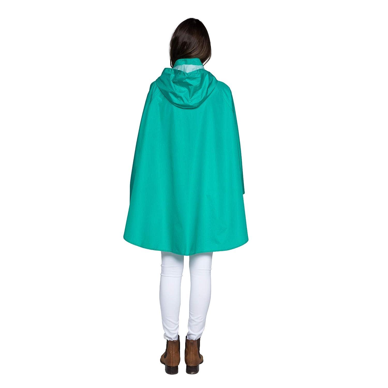 Rain Jacket for Women - Lightweight Poncho - 12 Styles (Waterproof Raincoat)