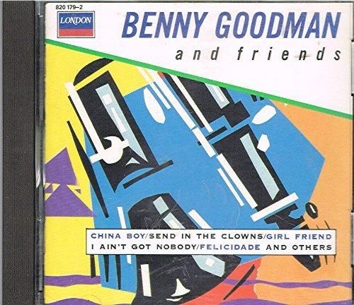 Benny Goodman - Benny Goodman & Friends - Zortam Music