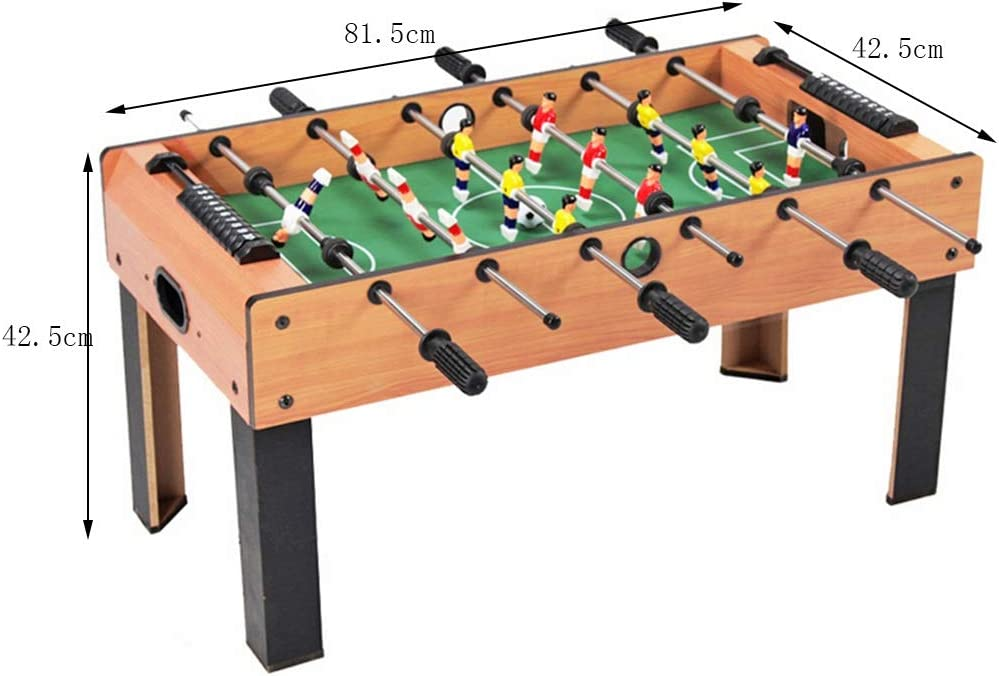 Fútbol De Mesa Para Adultos De 6 Barras Máquina De Fútbol De ...