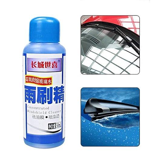 Limpiador de limpiaparabrisas de 50 ml Limpia vidrio para ...