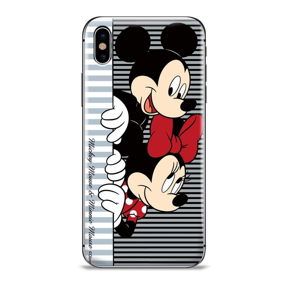 7204941cd Amazon.com: GSPSTORE iPhone Xs MAX Case,Mickey and Minnie Mouse Disney  Pattern Protector Cover for iPhone Xs MAX #2: Cell Phones & Accessories