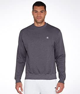 Amazoncom Champion Mens Pullover Eco Fleece Sweatshirt Clothing