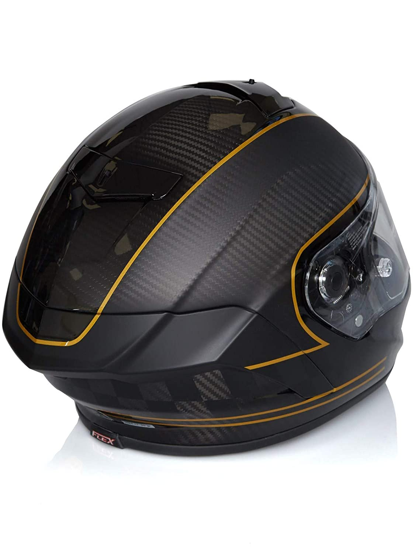 be0d5223fa3c9 Bell 7069593 Motorbike Helmet Racestar Speed Check