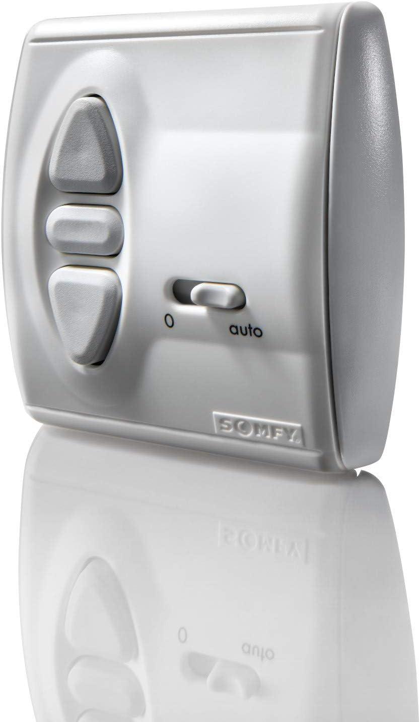 Somfy 2400850 - Centralis UNO RTS | Interrupteur intégrant un récepteur radio...